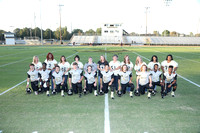 Chs Football seniors and Moms